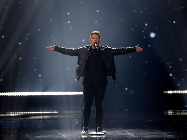 Een dure Eurovisie-les voor de Britten: een lied in C-majeur kost je punten