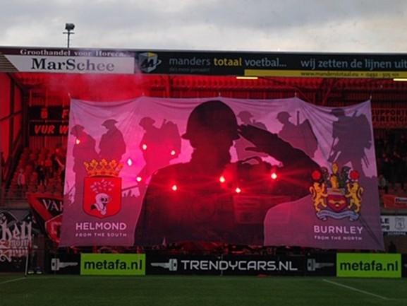 Helmond Sport krijgt boete voor afsteken vuurwerk, maar supporters betalen 'm liever zelf