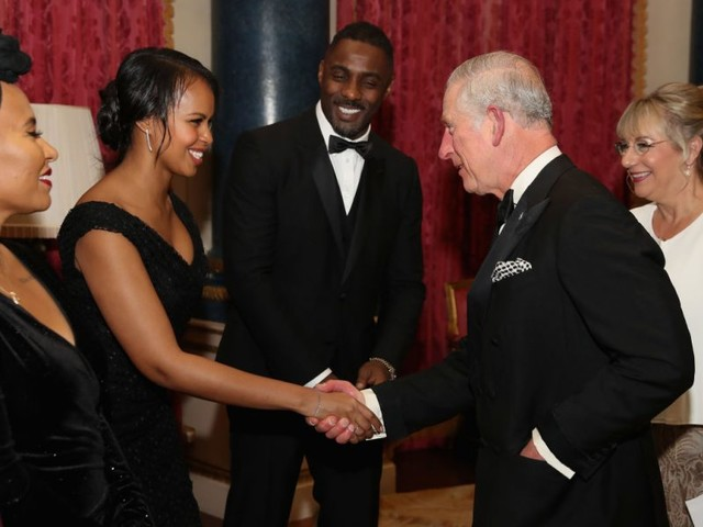 Coupled Up 'Cross The Pond: Idris Elba Introduces His Baddie With The Fatty To Prince Charles