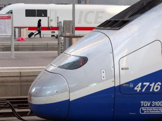 Geen fusie van treinbedrijven om China de pas af te snijden