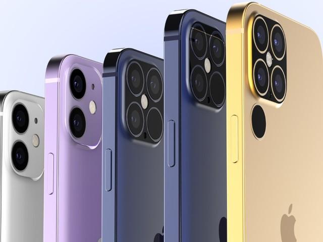 'iPhone 12 Pro-telefoons krijgen twee keer zoveel opslagcapaciteit'