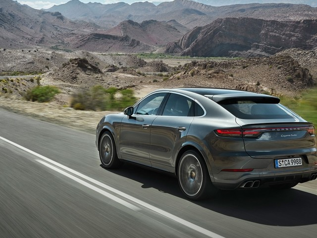 2020 Porsche Cayenne Coupe revealed, pricing starts at $75,300