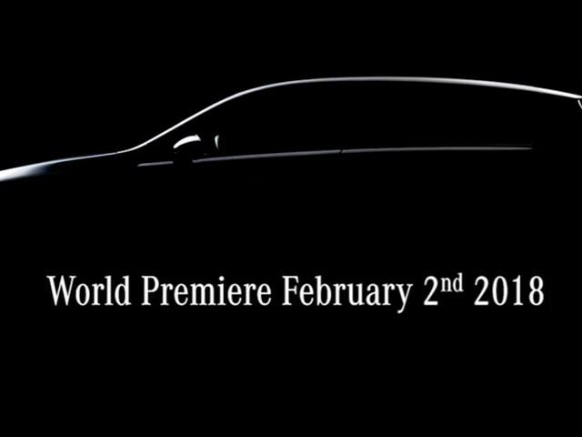 2019 Mercedes-Benz A-Class teased again