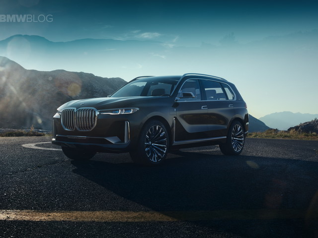 New BMW trademarks: iX1, iX2, iX3, iX4, iX5, iX6, iX7, iX8 and iX9