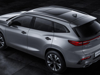 Chery to launch new EXEED line; hybrid, plug-in hybrid and battery-electric