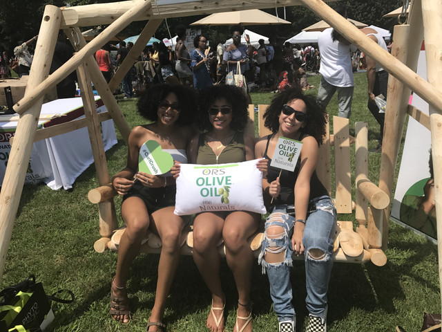 #CurlFest Hits NYC