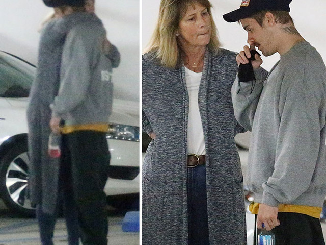 """EXCLUSIVE PHOTOS - Justin Bieber Continues To Receive Treatment At Amen """"Brain Center"""""""