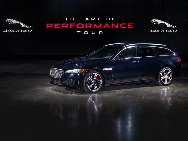 Cheaper Jaguar XF Sportbrake Coming; XJR575 and XE Project 8 Top $100K