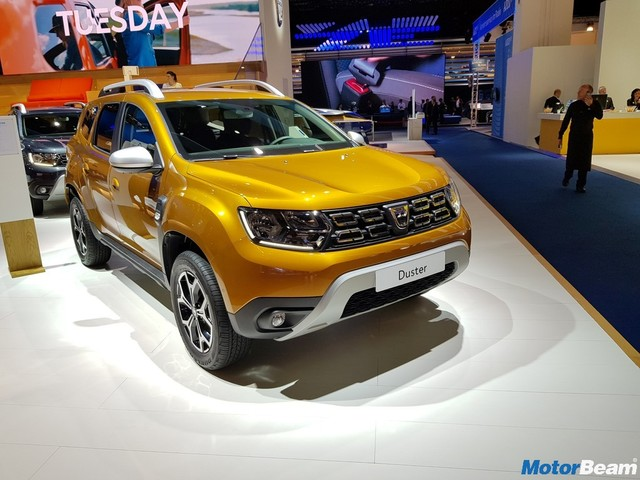 2018 Renault Duster First Look [Video]