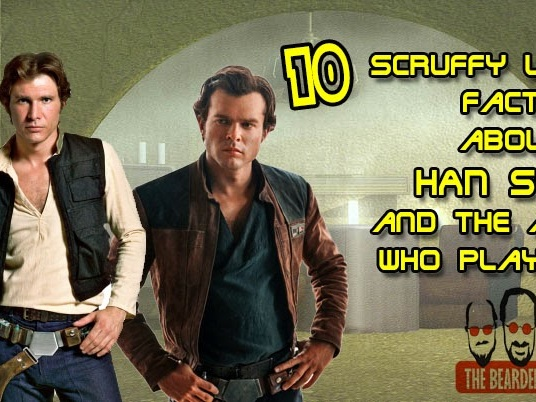 10 Scruffy-Looking Facts About Han Solo And The Actors Who Played Him