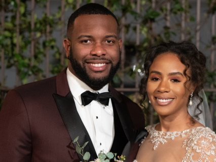 #MAFS Exclusive Karen Recaps Her Blind Wedding To Miles & Says He Surprised Her With THIS Sweet Gift