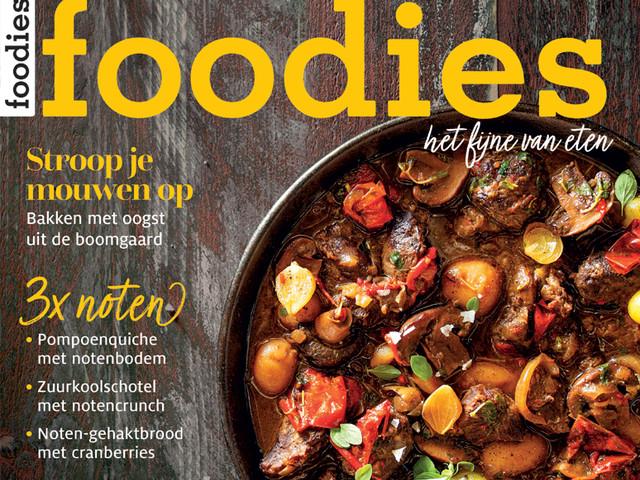 NIEUW: stoven met foodies november