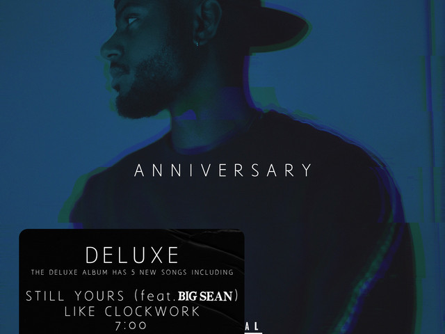 Bryson Tiller Shares 'ANNIVERSARY (Deluxe)' Edition: Stream