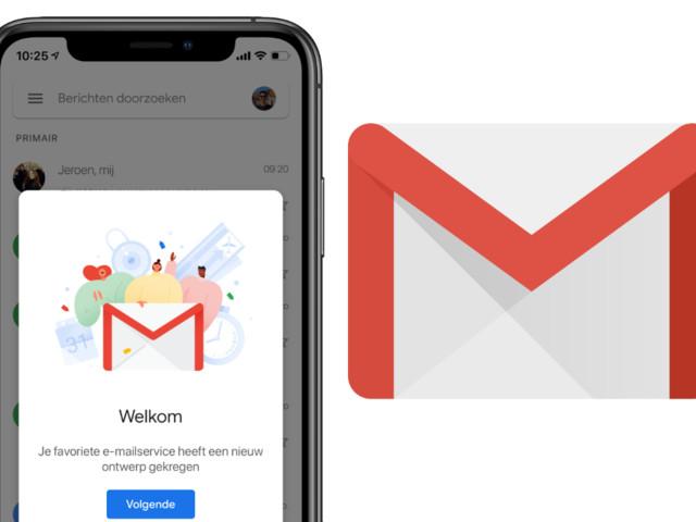 Gmail werkt nu samen met Apples Bestanden-app