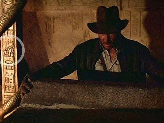 Are There Star Wars Droids In Raiders of the Lost Ark?