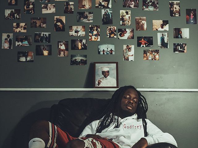 Oswin Benjamin Drops 'Godfrey' Album, Bodies Sway in the Morning Freestyle