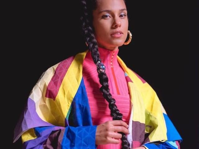 Alicia Keys Announces New Album, 'A.L.I.C.I.A.'