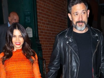 In White Folks News: Jenna Dewan Gets Engaged To Her Baby-Daddy-To-Be Steve Kazee