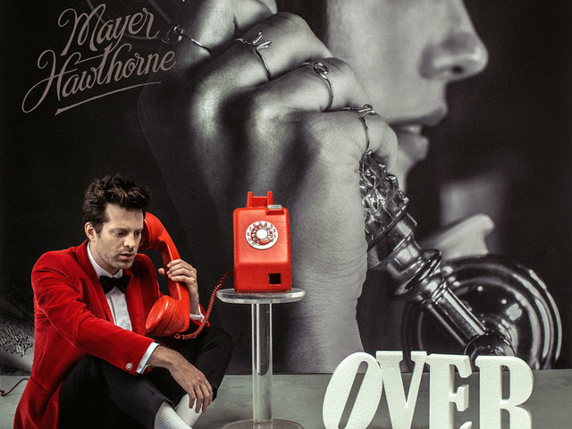 "Mayer Hawthorne – ""Over"""