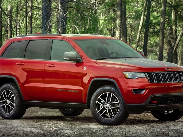 2021 Jeep Grand Cherokee to offer three rows of seats