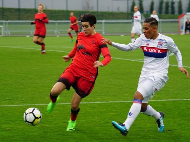 Van de Sanden: 'Hier in Lyon draait alles om de Champions League'