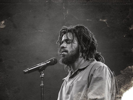 J. Cole Calls For NFL Boycott