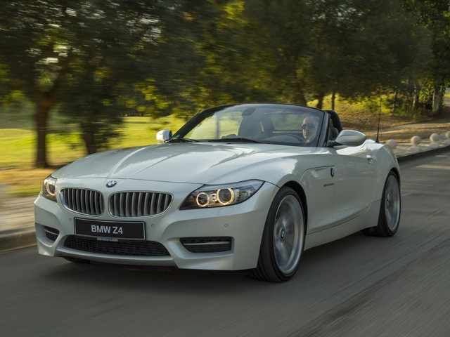 The BMW E89 Z4 was not only fun to drive, but good looking also