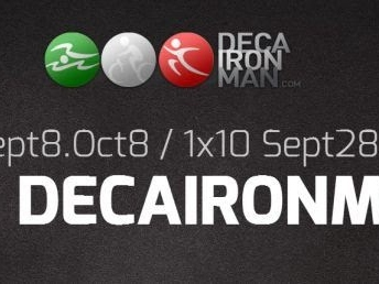 Ultrasport bij het Gardameer: 30 triathlons in 30 dagen!