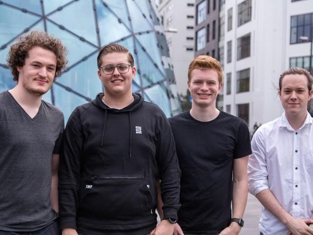 Studenten van Fontys maken telebankieren voor blinden makkelijker
