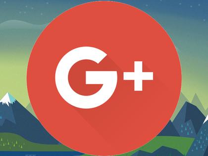 Google+: zo sla je al je data op