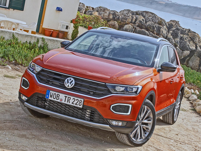 2018 Volkswagen T-Roc – First Drive Review