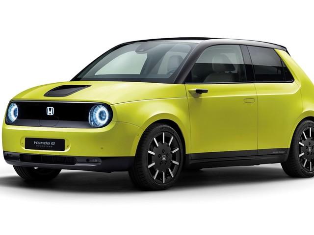Honda is working on a larger rear-wheel drive EV platform