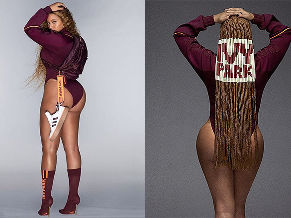 Beyonce's BUTT Collabs With Adidas