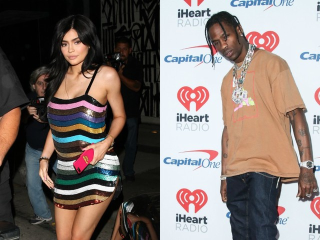 Pretty In Pink: It's Official, Kylie Jenner Is Carrying A Gut Full Of Travis Scott's Baby Girl