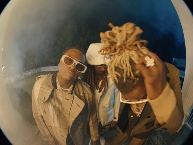 Young Thug, Gunna & Yak Gotti – 'Take It To Trial' Video