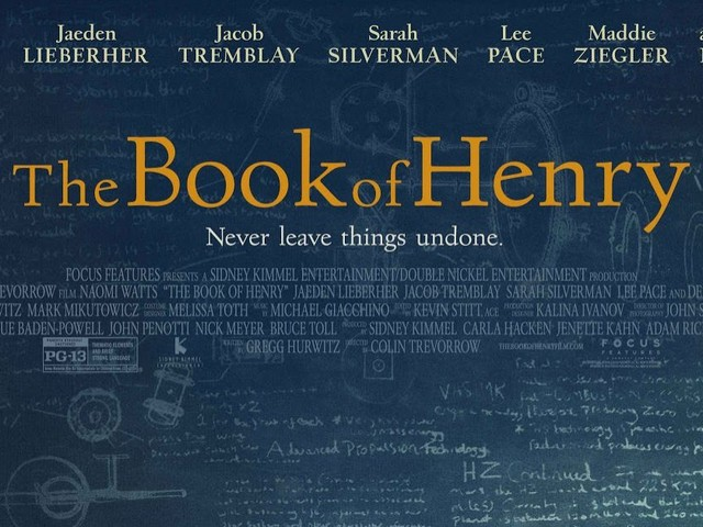 "Movie Review: Colin Trevorrow's ""The Book of Henry"" is Completely Involving if Not Completely Satisfying"