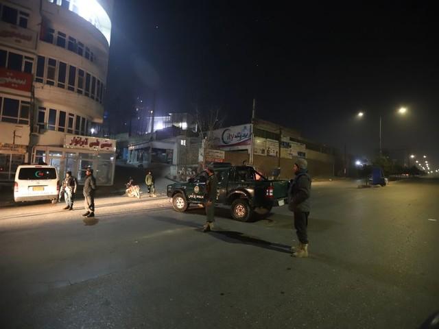 Doden bij aanval op hotel in Kabul