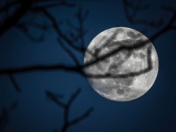 Houd de hemel goed in de gaten, vanavond is de supermaan te zien