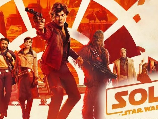 BRAD'S APRIL ESCAPE PART 18 - SOLO: A STAR WARS STORY