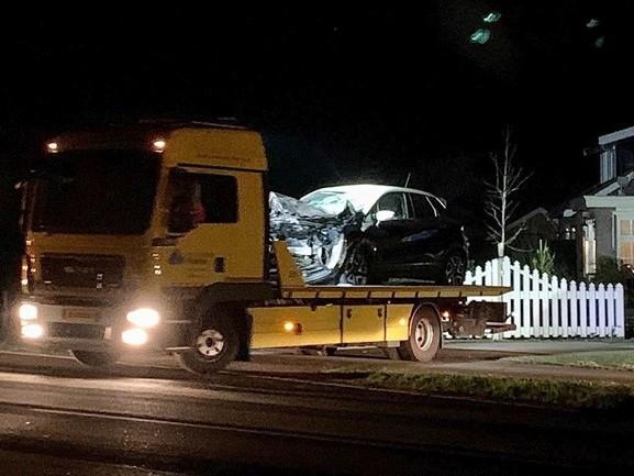 Paard gedood bij aanrijding met auto in Deurningen