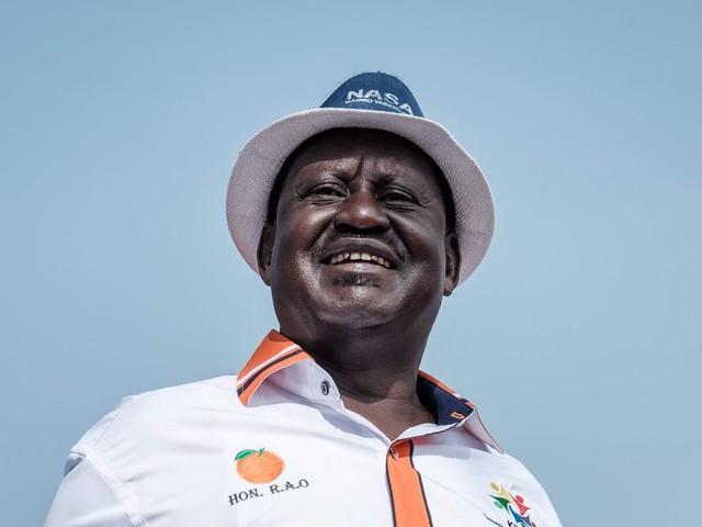 Hard tegen hard in Kenia op weg naar nieuwe stembusgang