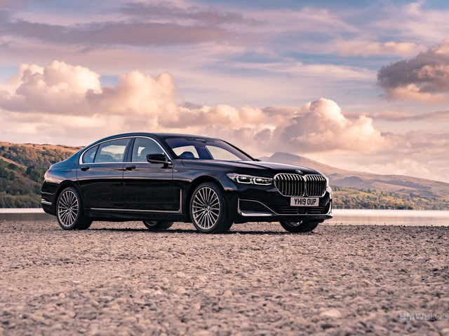 The BMW 7 Series is among the Top 10 most comfortable cars