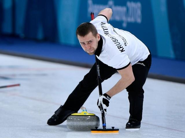 Russische curler test positief: 'Vreselijk teleurstellend'