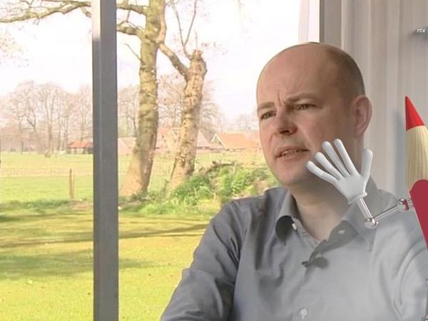 """Harald Droste: """"Tubbergen moet bruisen, maar laten we niet overdrijven."""""""
