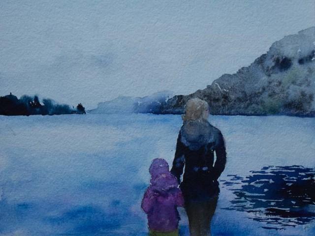 Erinnerungen an eine AIDA-Kreuzfahrt durch die Fjorde Norwegens