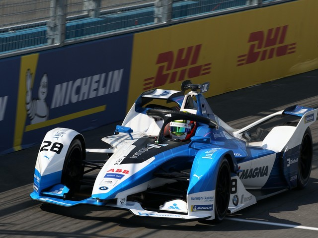 Alexander Sims gets second place at Formula E in Brooklyn