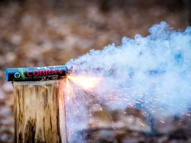 Celstraf geëist voor illegaal vuurwerk: 'Uw wijk had kunnen ontploffen'