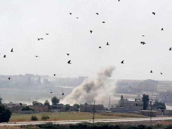 Damascus mengt zich in de strijd om Noord-Syrië