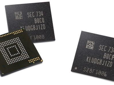 Samsung introduces industry's first universal flash storage for next-gen automotive applications such as ADAS