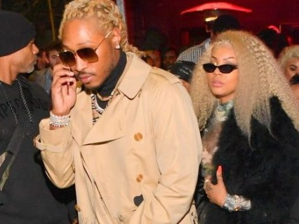 That Old Thang: Future Spotted Hanging With Baby Mama Brittni Mealy…And Joie Chavis Is Upset?